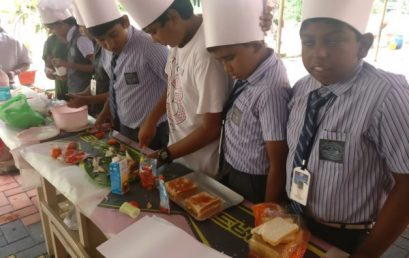 Food Fest by Class VII, 2019